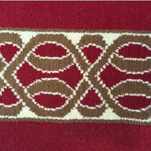 Red Hira Masjid Carpet - Elegance Quality in the USA