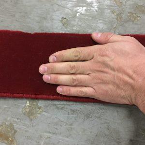 Red Trim & Board - High Quality