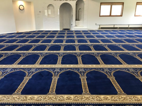 Blue Hira Masjid Carpet