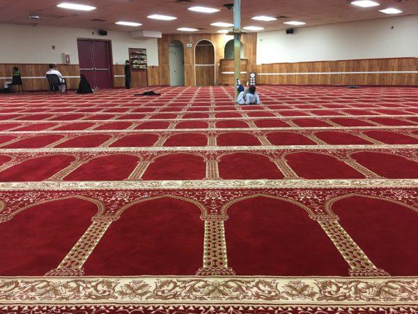 Super Rad Hira Masjid Carpet