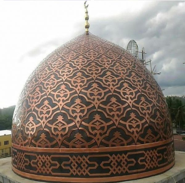 Hand Crafted Masjid Dome