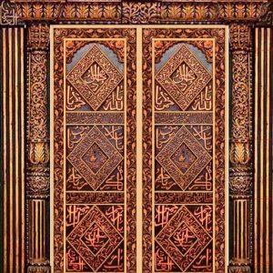 Hand Crafted Masjid Door