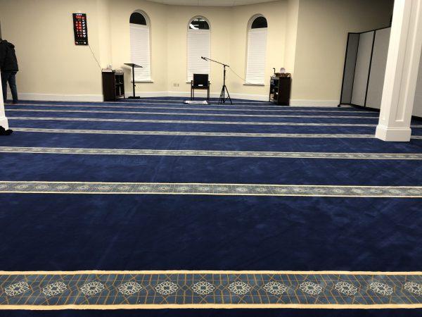 100% Wood Musalla Carpet