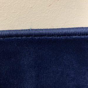 Royal Blue Trim - Baseboard for Mosque Carpet